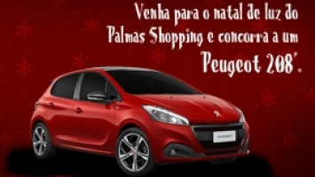 Regulamento Natal Luz Palmas Shopping